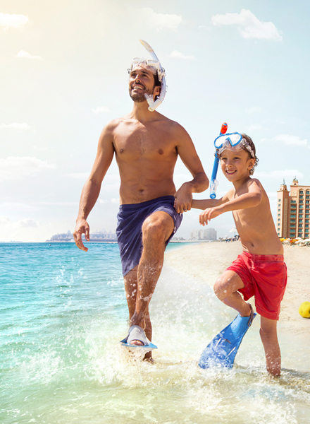 Make the Most of Your Summer Staycation at Atlantis Dubai