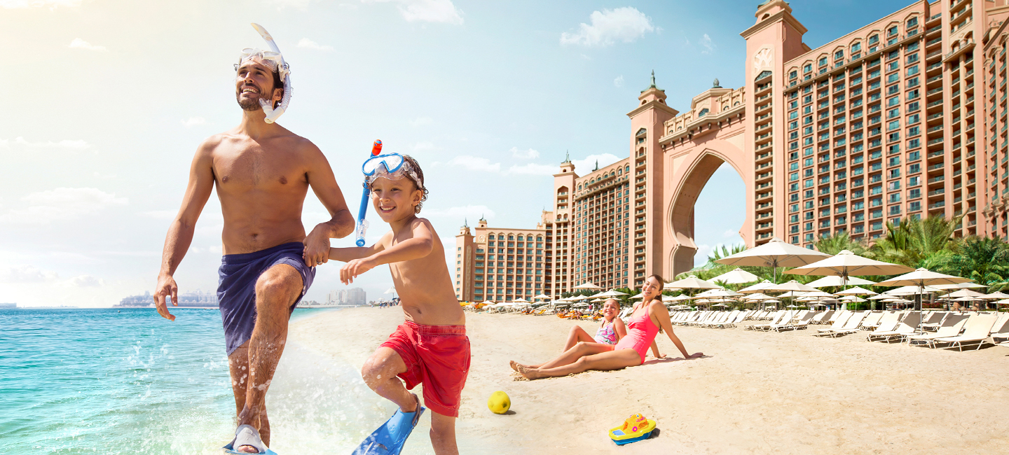 Atlantis Dubai in Summer: Exciting Activities and Amazing Offer for Everyone!